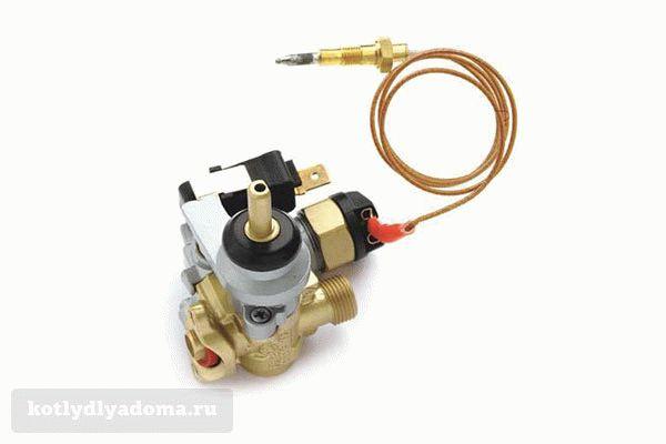 Электромагнитный клапан для газового котла
