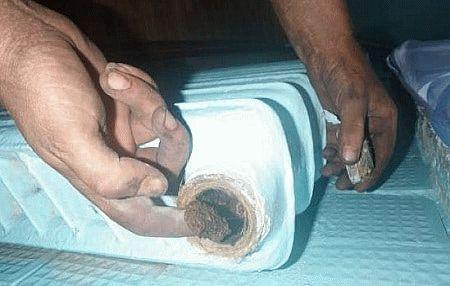 Прокладка межсекционная для радиатора