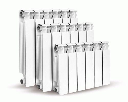 Сколько квт в одной секции чугунного радиатора